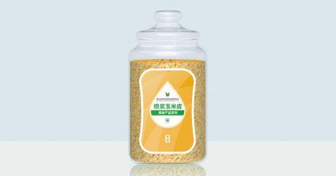 喷浆玉米皮